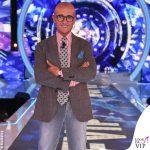 Alfonso Signorini GFVip 3 puntata total look Doriani Cashmere