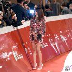 Asia Argento Festival del cinema di Roma abito Aniye By 6