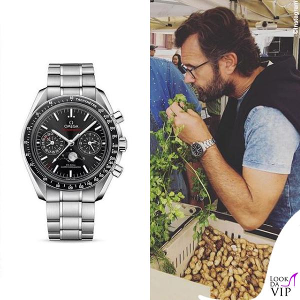 Carlo Cracco orologio Omega 2