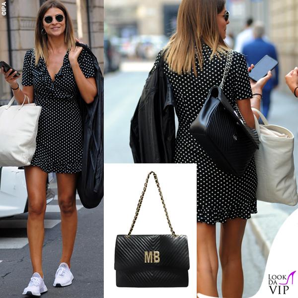 Cristina Chiabotto borsa Mia Bag