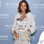 Cristina Paroli total Falconeri