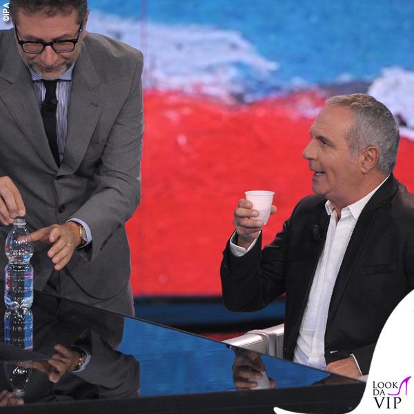 Giorgio Panariello a Che Tempo Che Fa