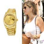 Jennifer Aniston orologio Rolex 2