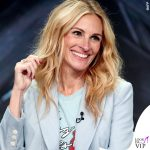 Julia Roberts outfit Sandro