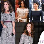 Kate Middleton copia lo scollo alla Markle