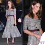 Kate Middleton abito Erdem clutch e pump Jimmy Choo 3