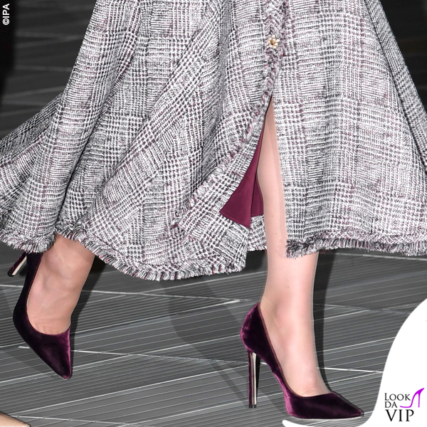 Kate Middleton abito Erdem clutch e pump Jimmy Choo 4