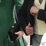 Matrimonio Eugenia Pippa Middleton abito Emilia Wickstead clutch Charlotte Olympia 7