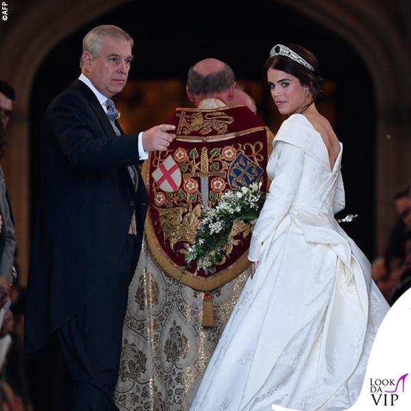 Matrimonio Eugenia abito da sposa Piter Pilotto 3