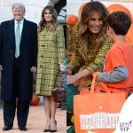 """Melania Trump """"da paura"""" per Halloween"""
