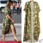 Melania Trump abito Chufy