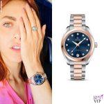 Miriam Leone orologio Omega 2