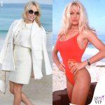 Pamela Anderson torna in spiaggia