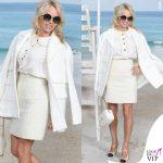 Pamela Anderson total look Chanel 4