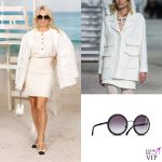 Pamela Anderson total look Chanel 6