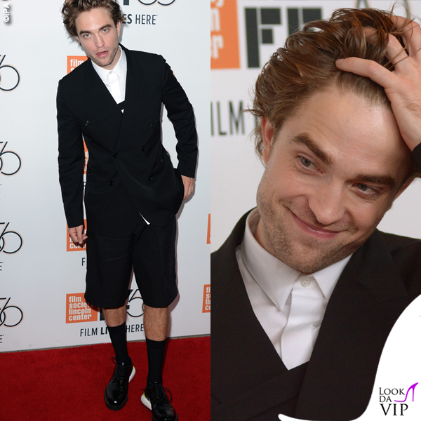 Robert Pattinson in Dior