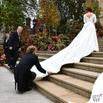 Royal Weddind Eugenia abito da sposa Piter Pilotto
