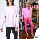 Anna Dello Russo maglione Laneus 2