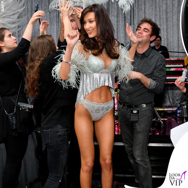 Bella Hadid Victoria's Secret Fashion Show 4