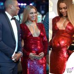 Beyonce Grammy Awards 2017 abito Peter Dundas