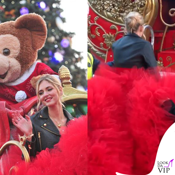 Chiara Ferragni madrina Disney abito Giambattista Valli 4