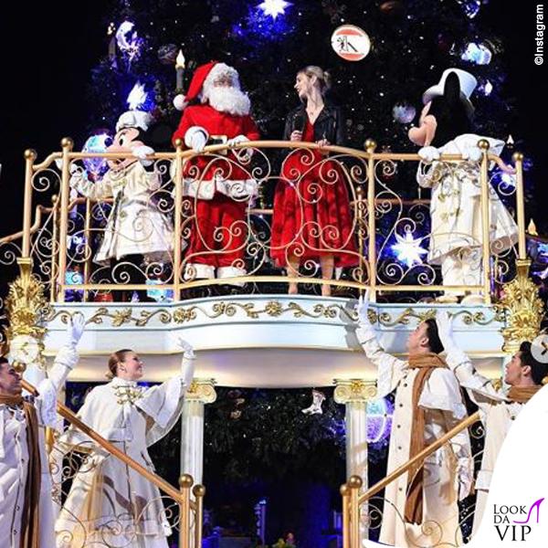 Chiara Ferragni madrina Disney abito Sara Battaglia pump Dior 3
