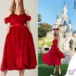 Chiara Ferragni madrina Disney abito Sara Battaglia pump Dior 4
