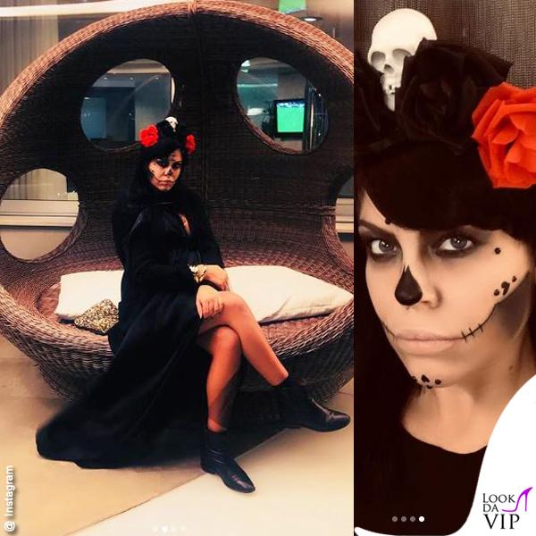 Costanza Caracciolo Halloween