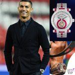Cristiano Ronaldo orologio Franck Muller 7008 T INV C INV 1