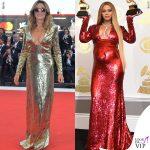 Daniela Santanche Beyonce abito Peter Dundas