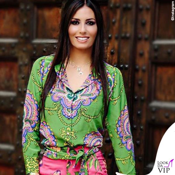 Elisabetta Gregoraci outfit Gucci 3