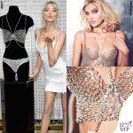 Elsa Hosk Victoria's Secret Fantasy Bra 4