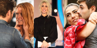 GF Vip 12 puntata Elia Fongaro Jane Alexander Ilary Blasi Giulia Salemi Francesco Monte