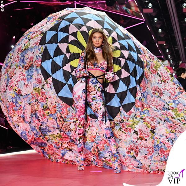 Gigi Hadid Victoria's Secret Fashion Show 5