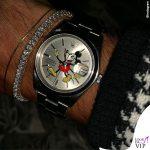 Giuliano Calza orologio Rolex