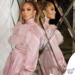 Jennifer Lopez abito Valentino