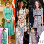 Come la Middleton rende gli abiti meno sexy