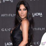 Kim Kardashian abito Gucci