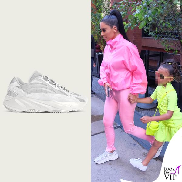 Kim Kardashian sneakers Adidas Yeezy 2
