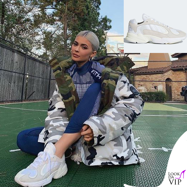 Kylie Jenner sneakers Adidas 2