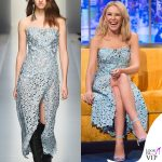 Kylie Minogue abito Ermanno Scervino 2
