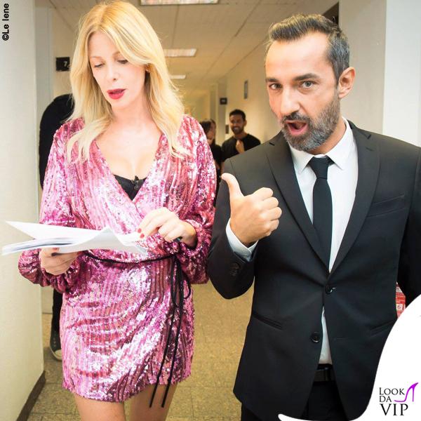 Le Iene prima puntata Alessia Marcuzzi abito Attico 3