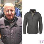 Massimo Boldi giacca Kway 2