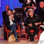 Matteo Salvini sneakers Premiata Flavio Briatore sneakers Adidas
