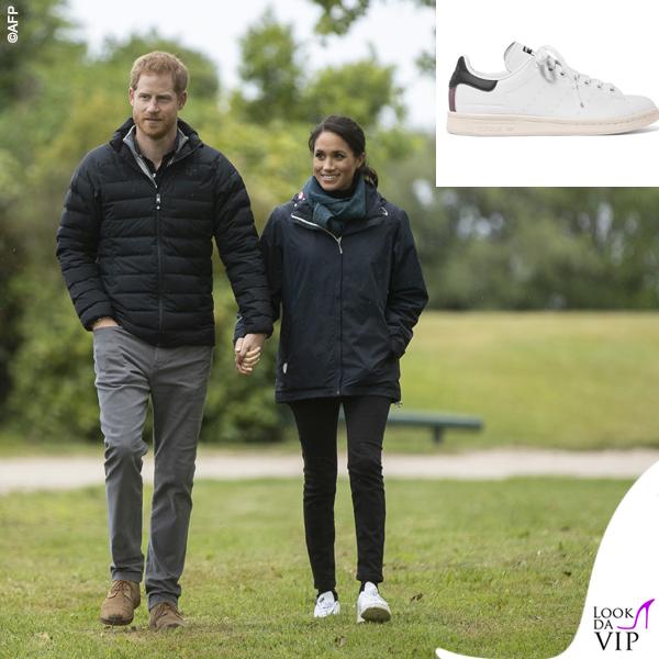 Meghan Markle sneakers Adidas Stella McCartney 2