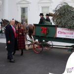 Melania Trump cappotto Michael Kors