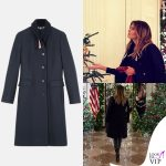 Melania Trump cappotto Stella McCartney 2