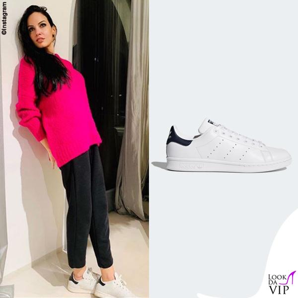 Michela Quattrociocche sneakers Adidas 2