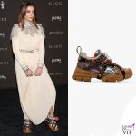 Paris Jackson sneakers Gucci 2
