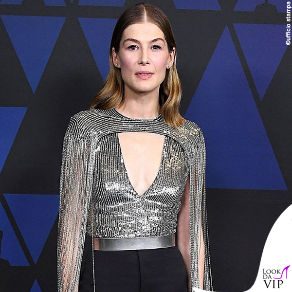 Rosamund Pike outfit Givenchy